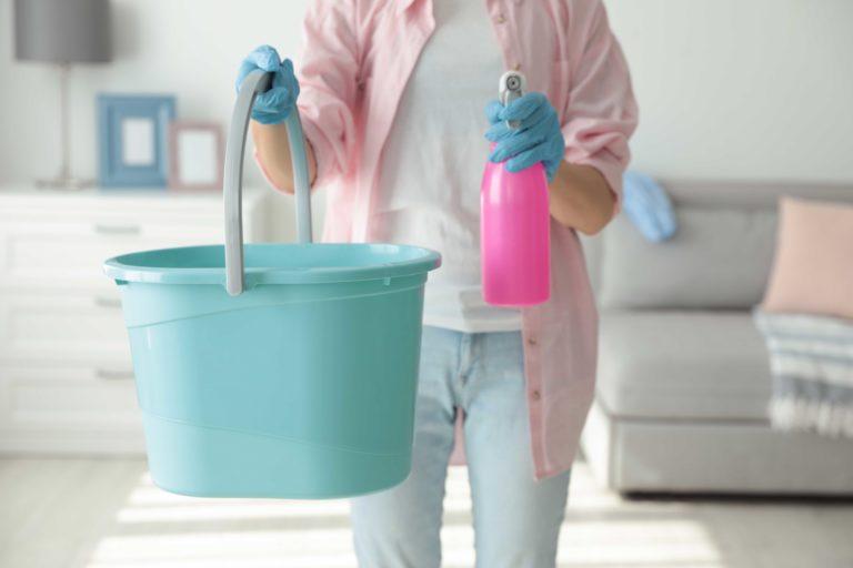 Depressed Housework
